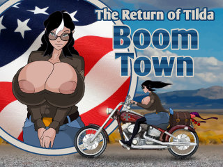 Boom Town: The Return of TIlda