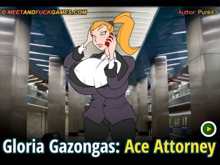 Gloria Gazongas: Ace Attorney