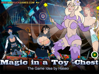 Magic in a Toy-Chest