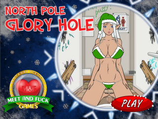 North Pole Glory Hole