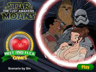 Star Moans: The Lust Awakens