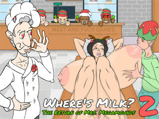 Where's the Milk? : II – The Return of Mrs. Megamounds