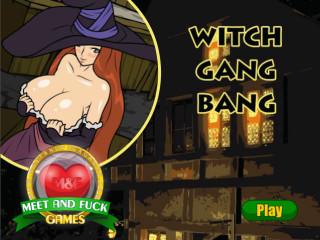 Witch Gang Bang