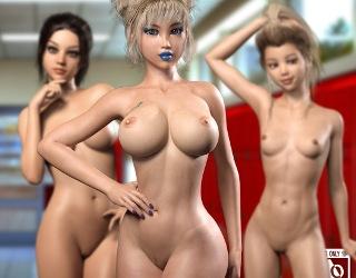3D Fuck Dolls