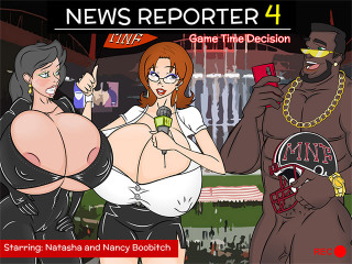 News Reporter 4: Game Time Decision