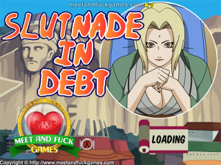 Slutnade in Debt