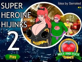 Super Heroine Hijinks 2